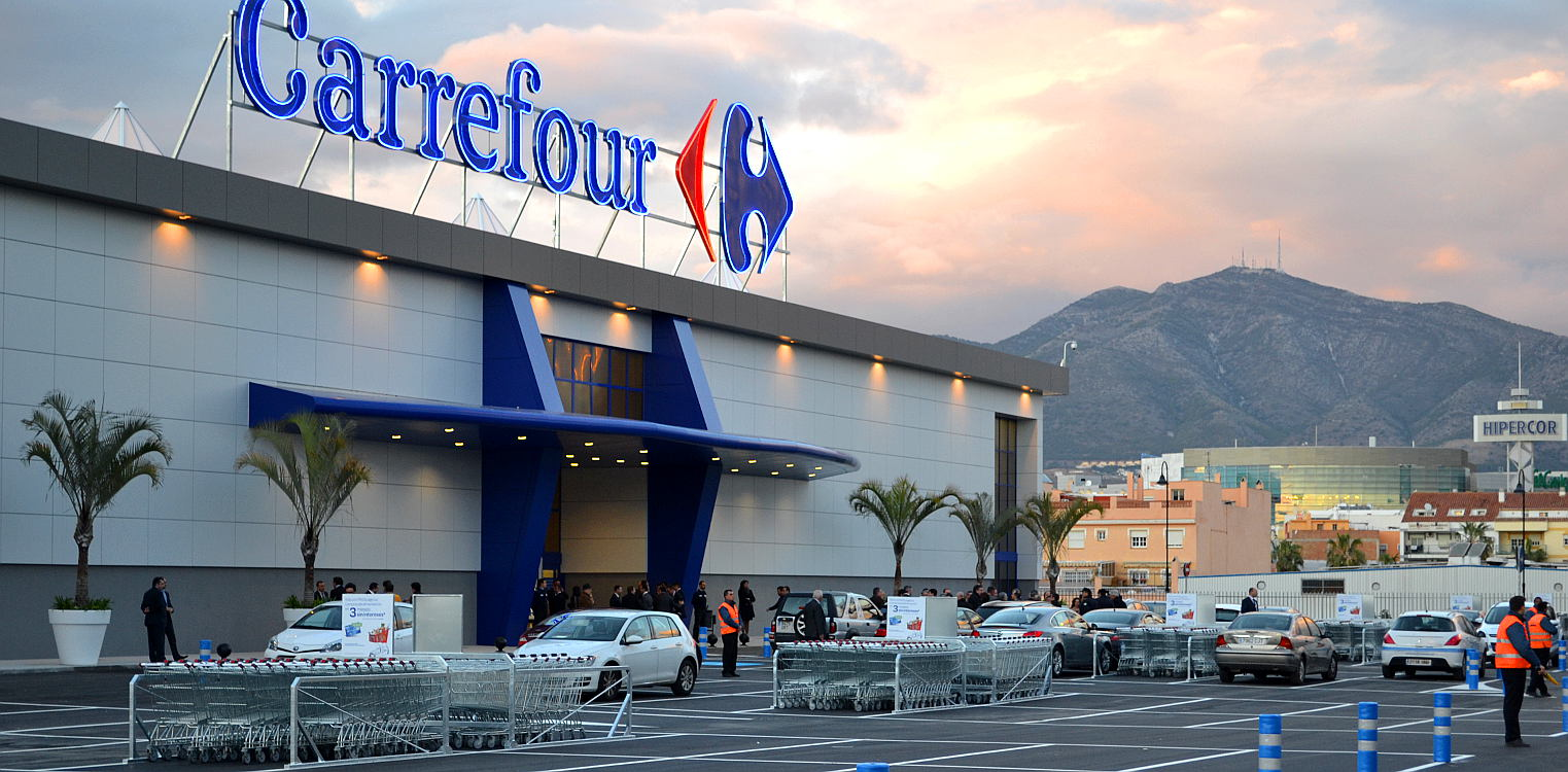Supermarket Giant, Carrefour, onboard with IBM's Food Blockchain