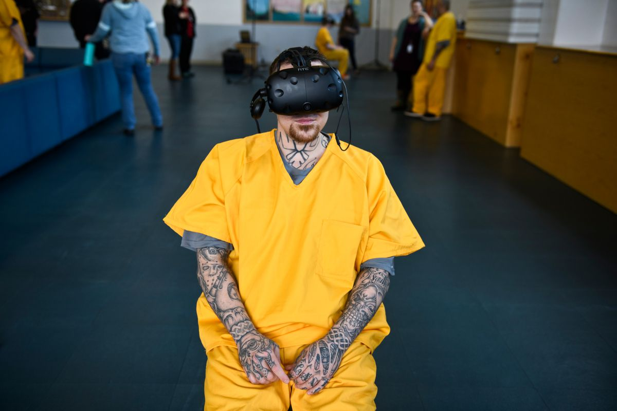 VR for Inmates
