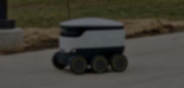 Autonomous Food Delivery Robot